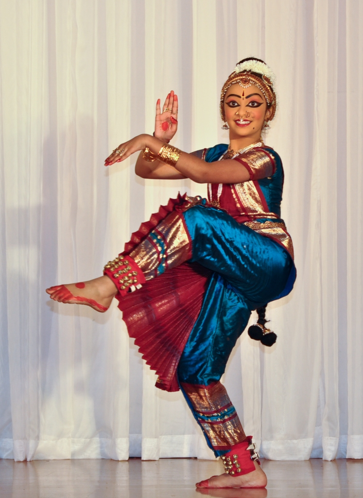 Indian Classical Dance – MyRefractions