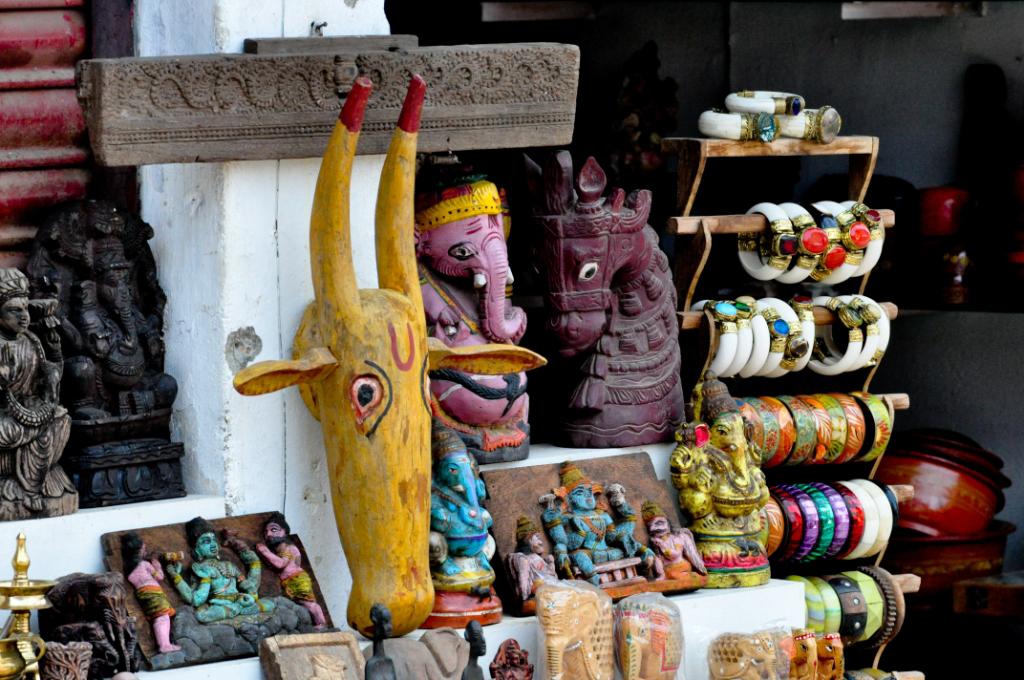 Ox-head is well known from the Bharani Festival, Chettikulangara