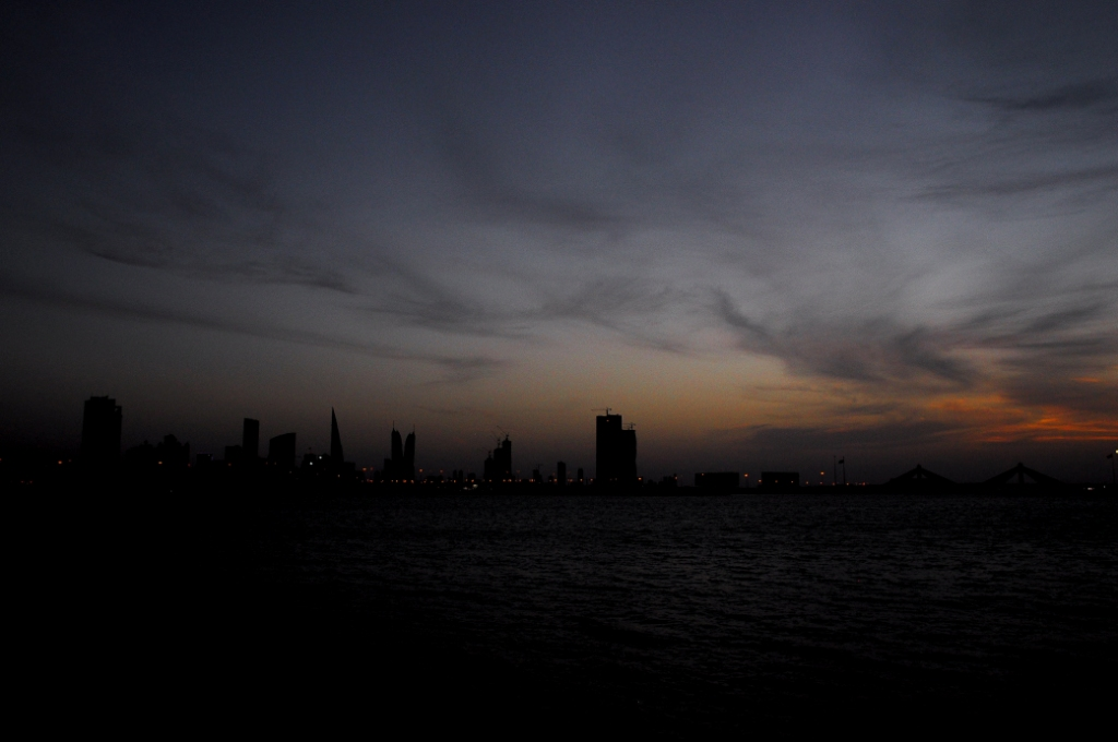 skyline manama