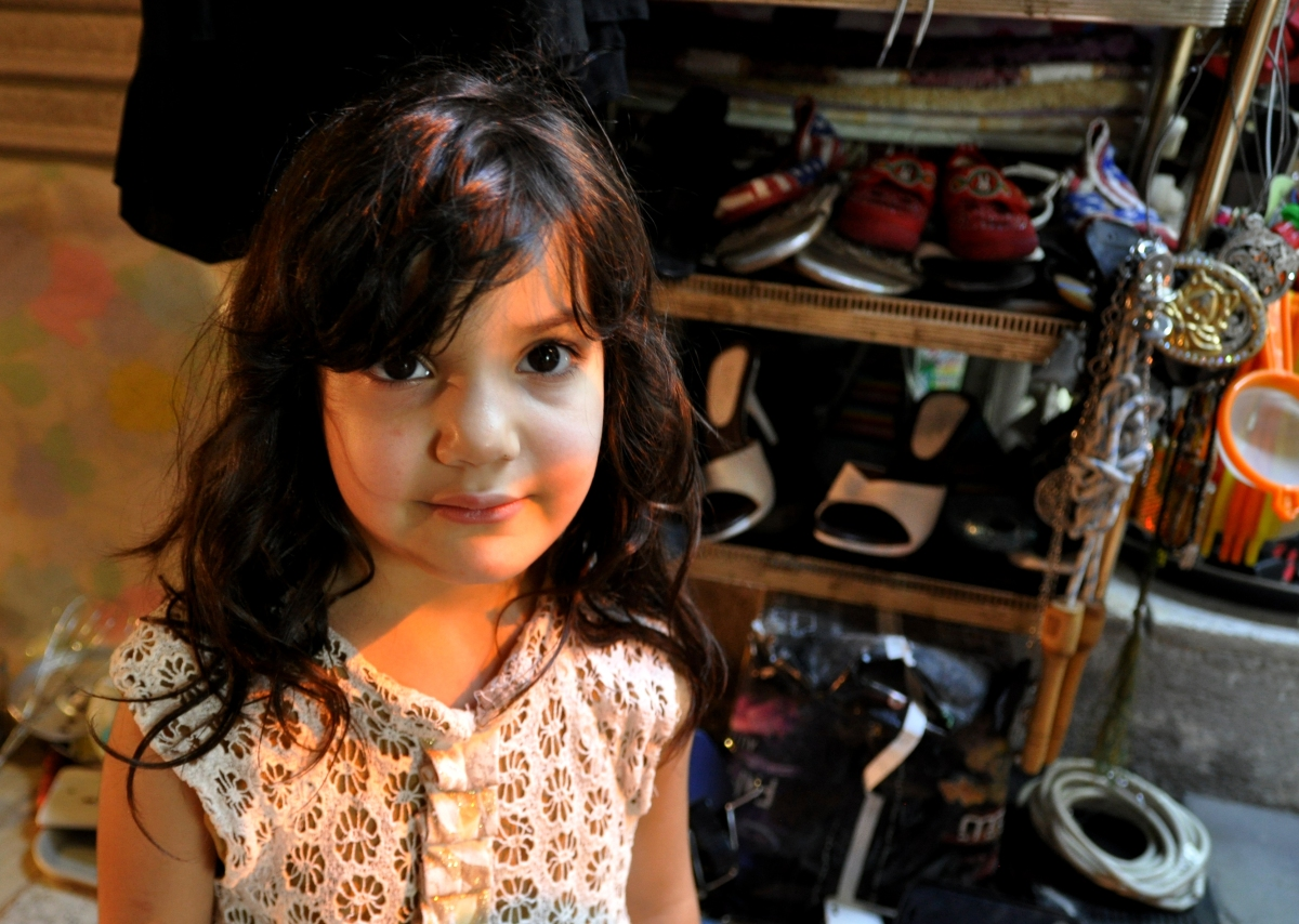 girl in the suq