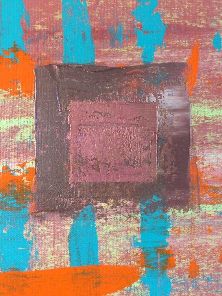 Detail - Acrylic