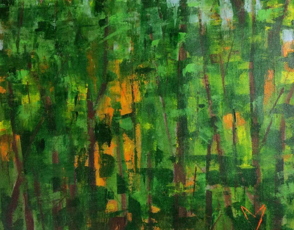 Untitled - Acrylic