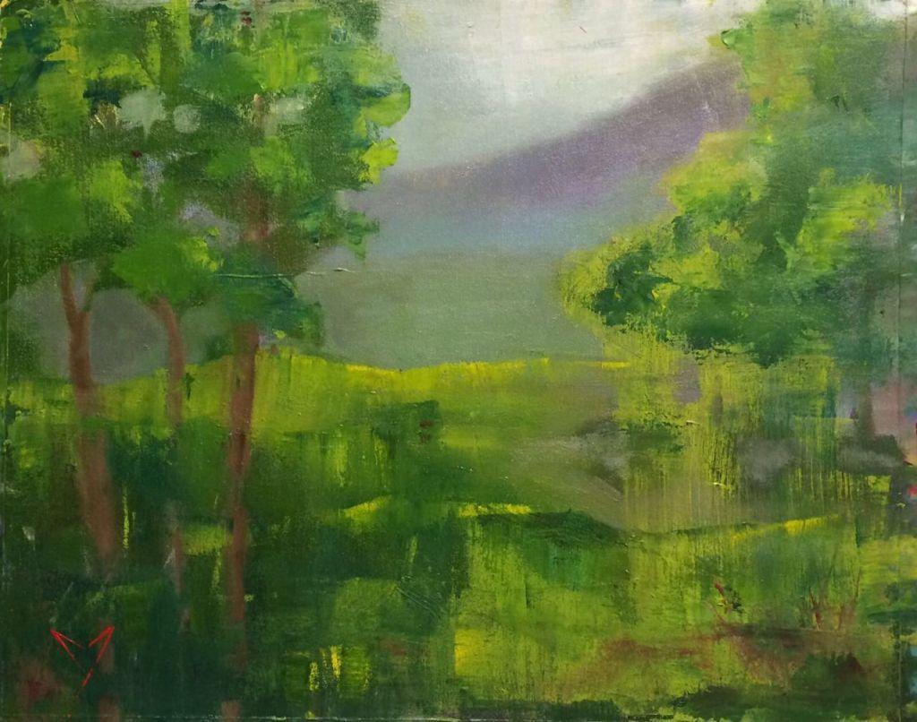 Landscape - Acrylic